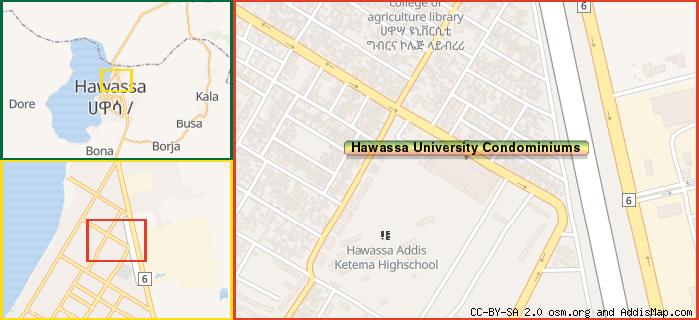 Hawassa University Condominiums (University) (Addis Ababa
